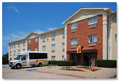 Super 8 Hotel Grapevine Texas Dfw Airport Dallas Tx Near And Lord Texan Convention Center
